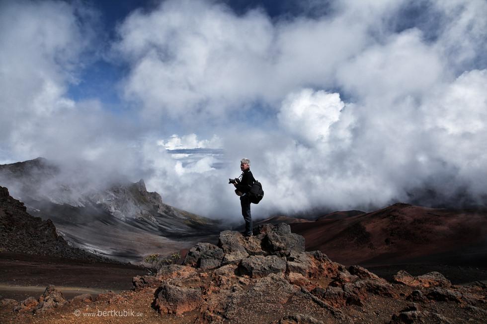Gipfel-Foto im Haleakalā National Park