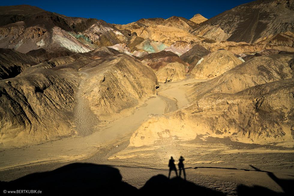 Artists Palette in Death Valley