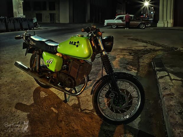 MZ = Motorradbau in Zschopau / DDR