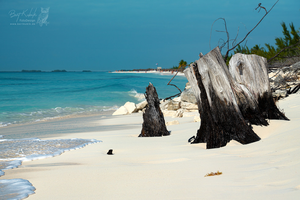 Playa Paraiso auf Cayo Largo
