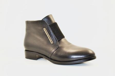 Ботинки, р.35-40, нат.кожа, нат.замша, цена-6900 р, спец.цена-5850р.