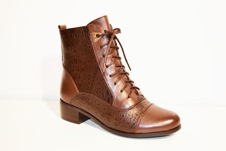 Ботинки, р.34-37, нат.кожа, цена-6210, спец.цена- 5270р.