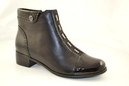 Ботинки, р.34-37, нат.кожа, цена-6210р, спец.цена- 5270р.