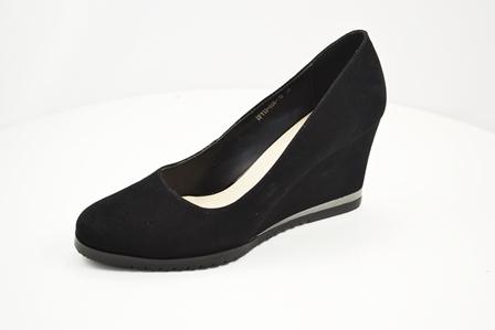 Туфли, р.35-40, нат.замша, цена-4830р, спец.цена-4100р.