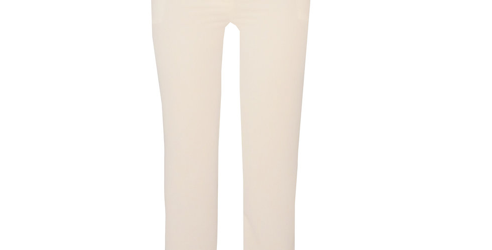 Rhapso Designs Workwear Fitted Straight Leg Officewear Pants featuring side pockets WP2 front view