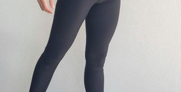 Scrunch Bum Gym Leggings- Australian Made Activewear back view