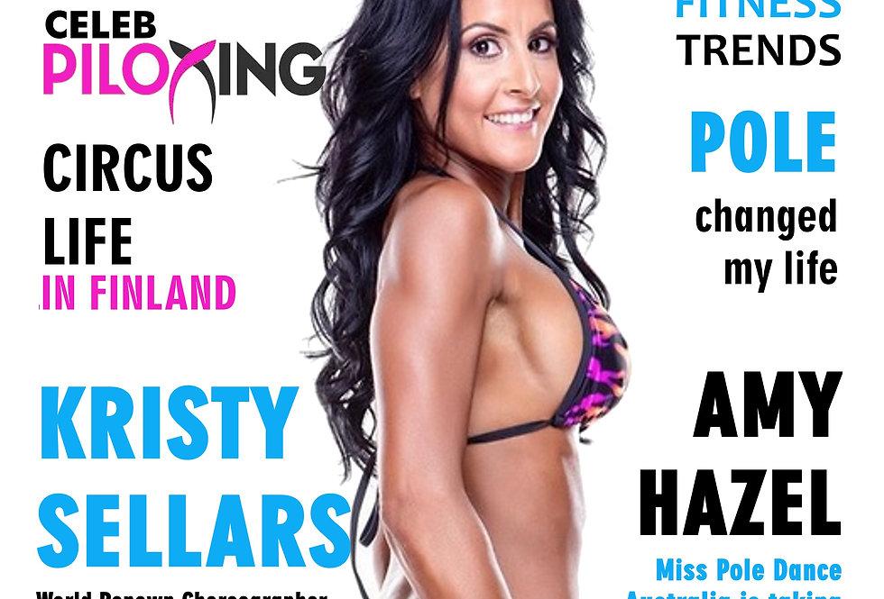 Brass N Iron Magazine Cover