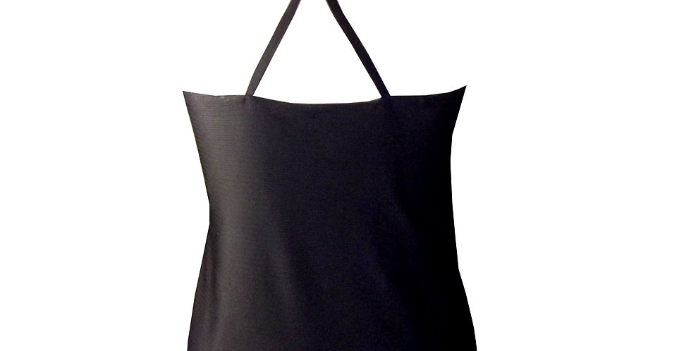 TK21 Contrast Mesh Sports Tank top by Rhapso Designs Activewear back view