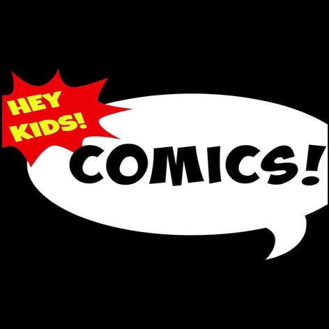 Hey Kids, Comics!