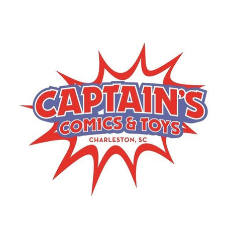 Captain's Comics & Toys