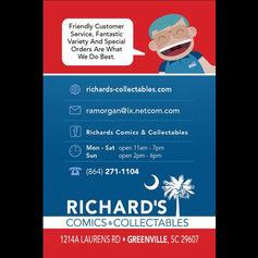 Richard's Comics