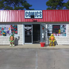 House of Heroes Comics