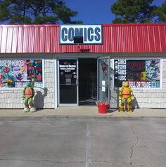 House of Heroes Comics