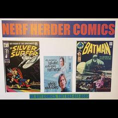 Nerf Herder Comics