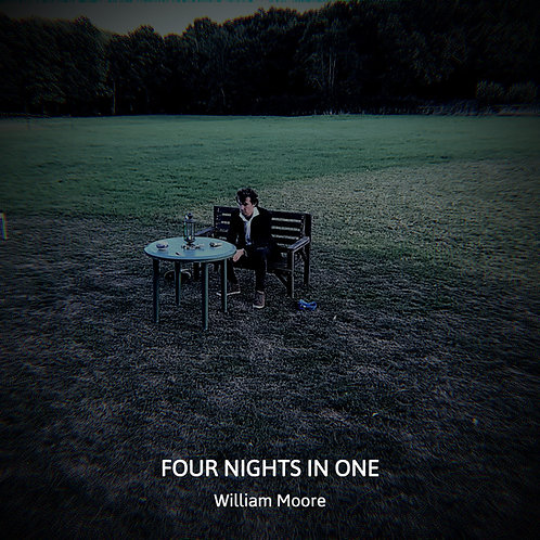 Four Nights in One - EP (Physical CD)
