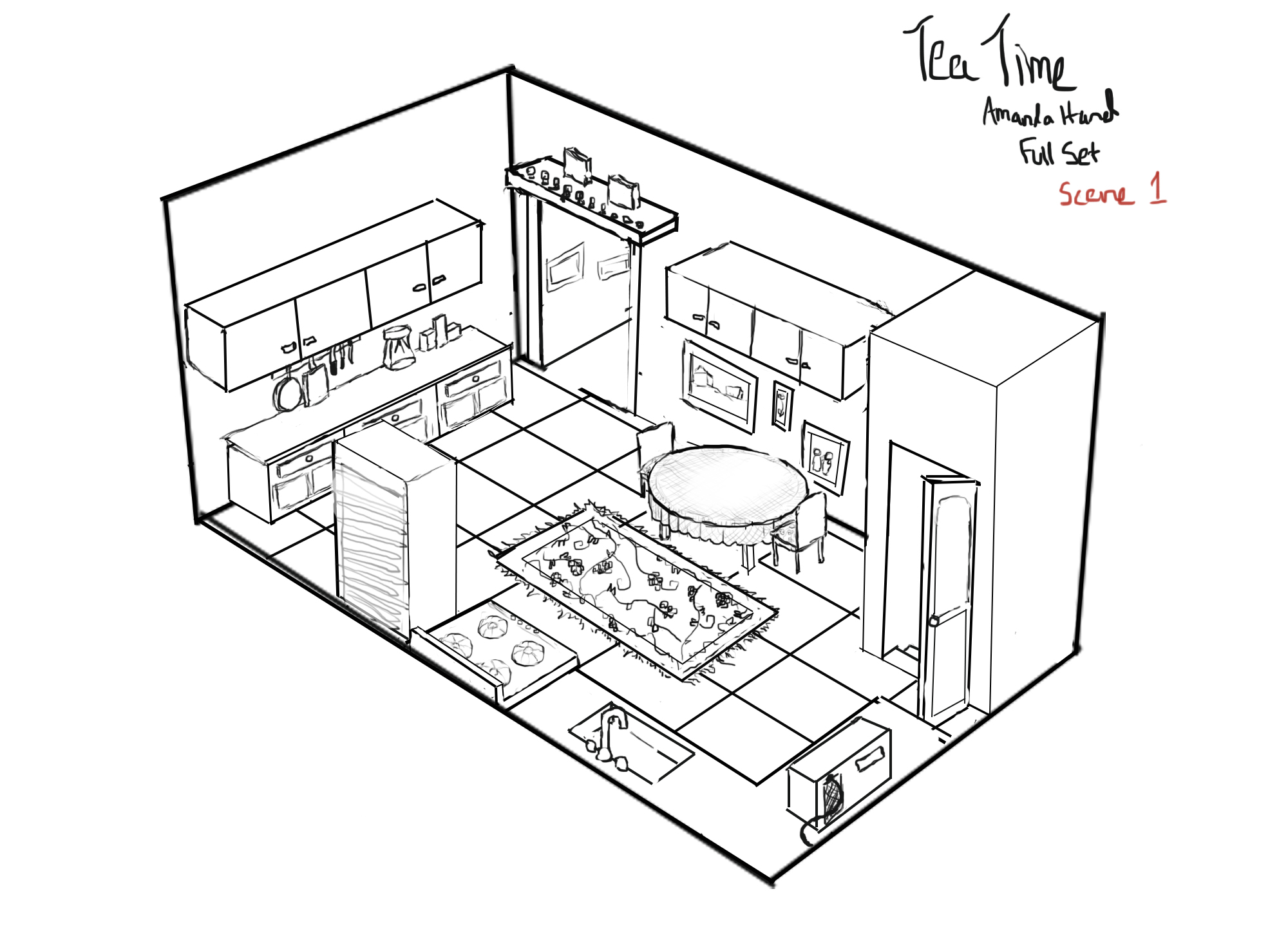 """Tea Time"" Final Location"