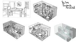 """Tea Time"" Location Thumbnails"