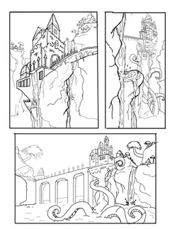 Octopus Castle Experimentation