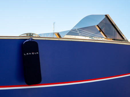 Lanéva celebrates the first anniversary of the official launch of its innovative boat