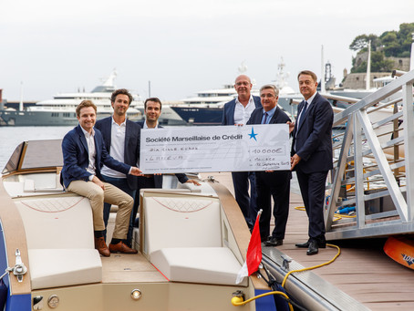 A CSR Innovation Prize made in Monaco for Lanéva