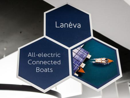 Lanéva, selected to join Monacotech
