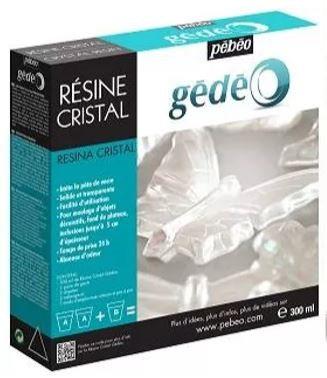 Gedeo Crystal Resin