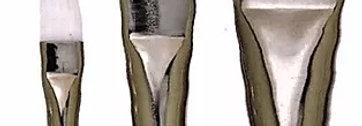 117C Taklon Oval Comb