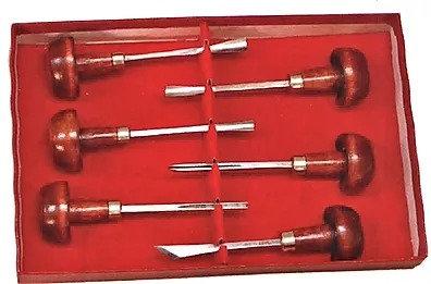 Lino Tool Set of 6