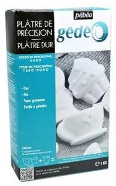 1 kg Gedeo Pecision or Hard Plaster