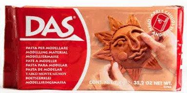 Das Terracotta Modelling Clay