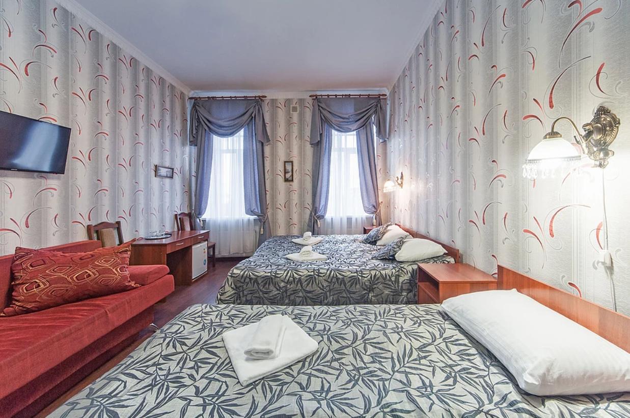мини отель гостевой домик с-петербург