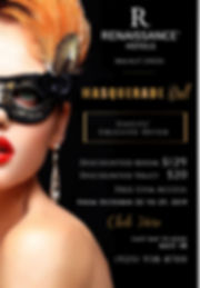 The Masquerade Guests Exclusive Offer