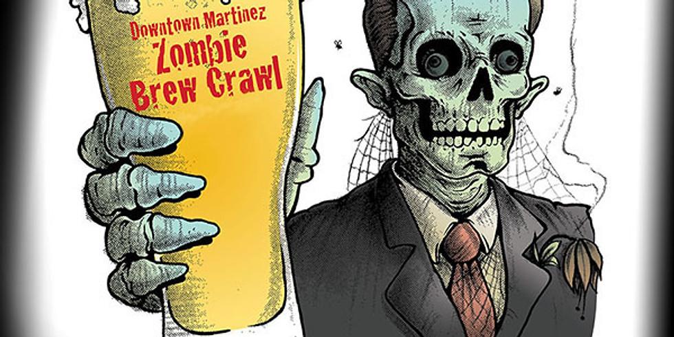 Zombie Brew Crawl