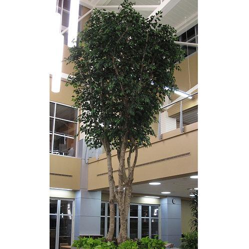 18' Artificial Fire Retardant Silk Tree