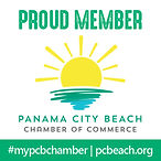 Panama City Beach Chamber of Commerce Logo