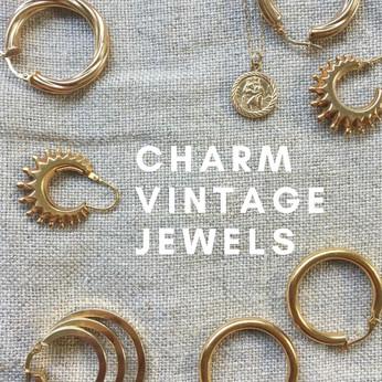Charm Vintage Jewels