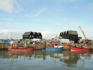 A Day Out To The Seaside - Whitstable