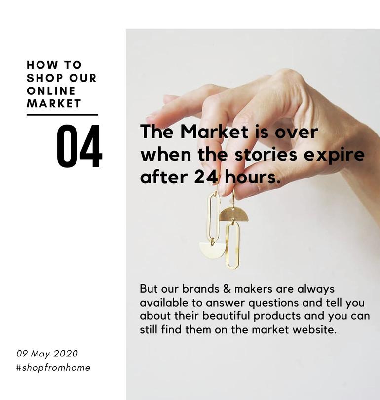 Shop the market
