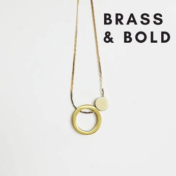 Brass & Bold