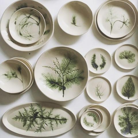 Moss Stitch Ceramics
