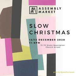 Slow Christmas Market