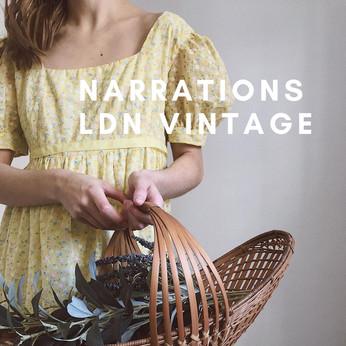 Narrations Ldn Vintage