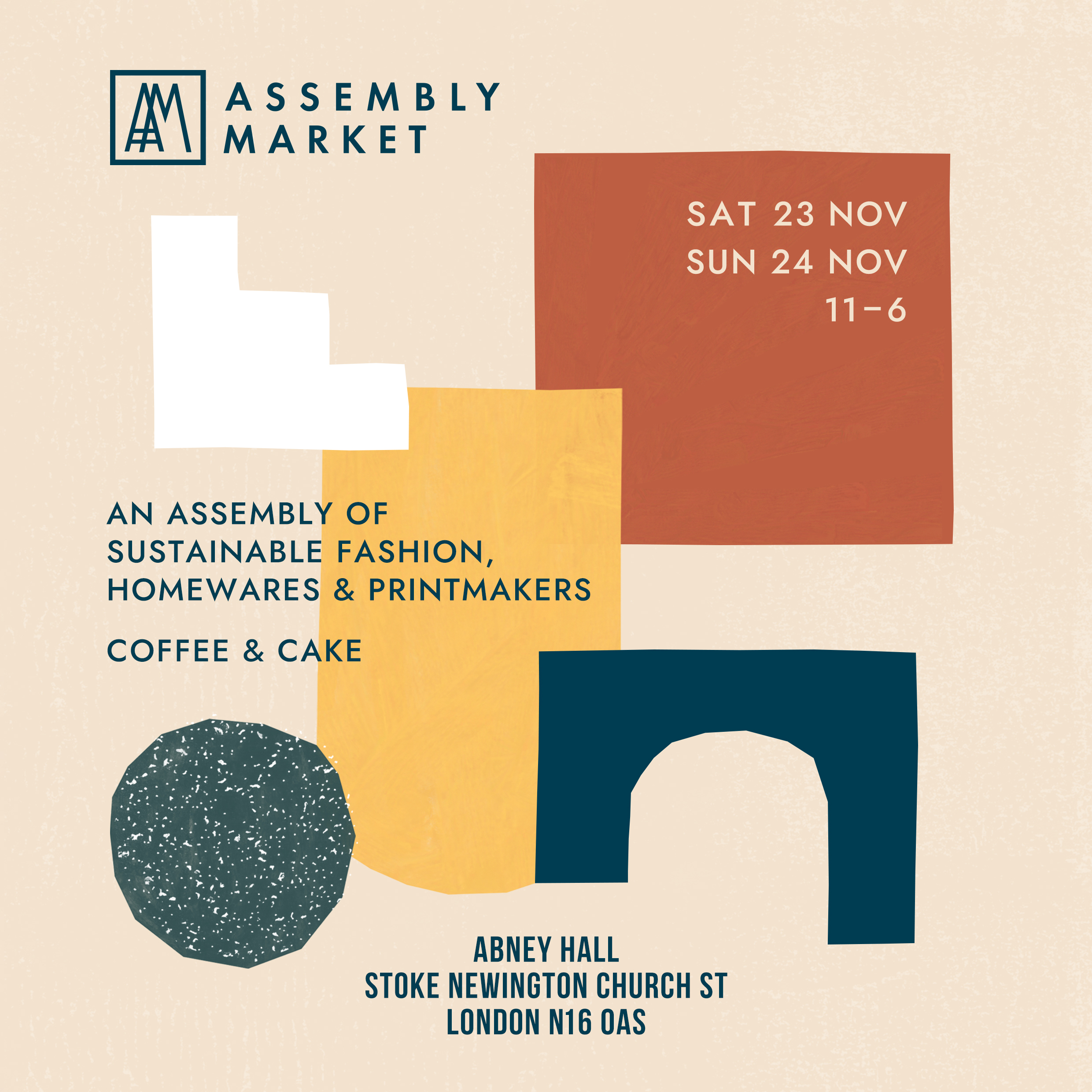 THE ASSEMBLY MARKET Stoke Newington