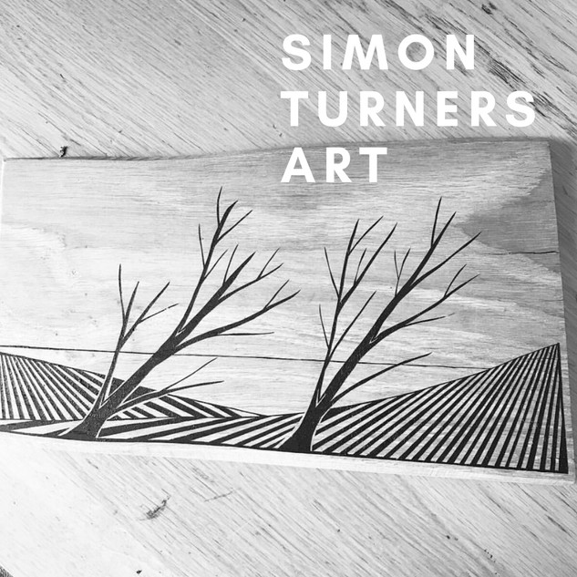 Simon Turners Art
