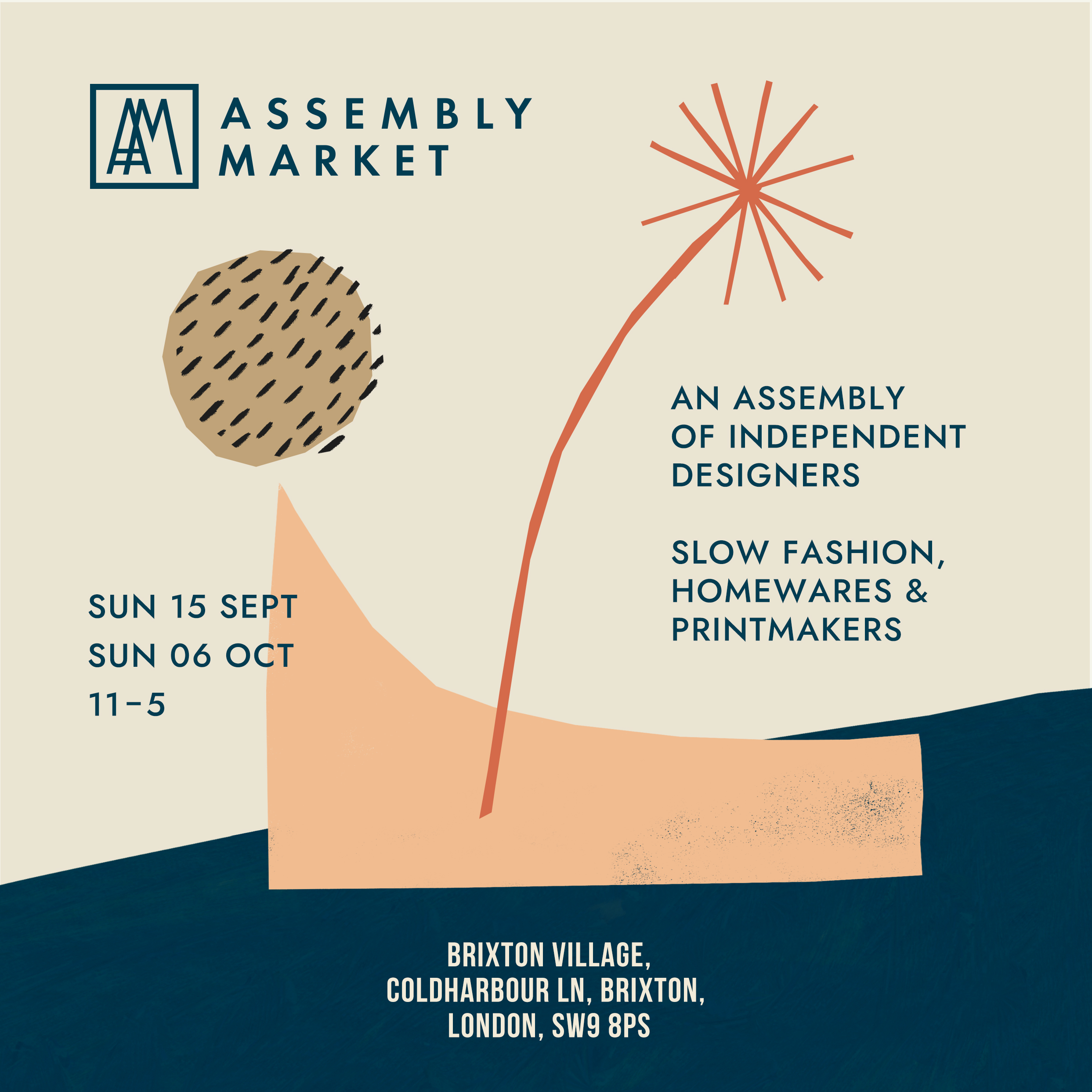 THE ASSEMBLY at Brixton Village