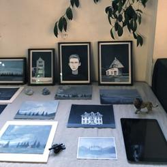 Christopher Gee Paintings