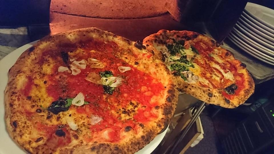 IL NESSO pizza napoletana