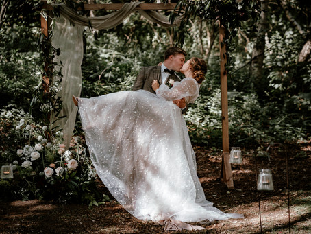 Sustainable wedding planning | An interview with Samantha from Willow & Rust