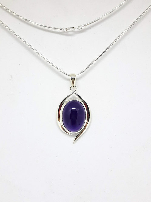 Echoes Amethyst Necklace