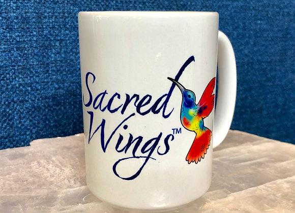 Sacred Wings Mug